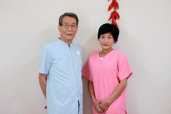 鍼灸院の施術者紹介