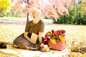 のんびり秋